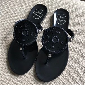 Jack Roger Jelly sandals